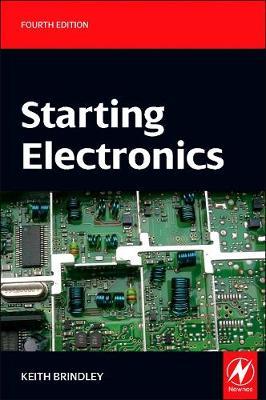 Starting Electronics (Paperback)