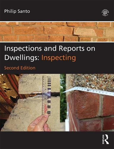 Inspections and Reports on Dwellings: Inspecting (Paperback)