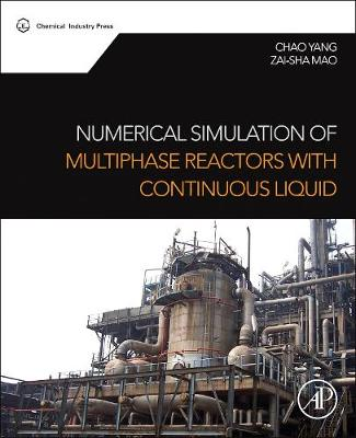 Numerical Simulation of Multiphase Reactors with Continuous Liquid Phase (Hardback)