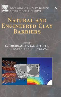 Natural and Engineered Clay Barriers: Volume 6 - Developments in Clay Science (Hardback)