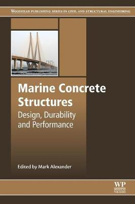 Marine Concrete Structures (Paperback)