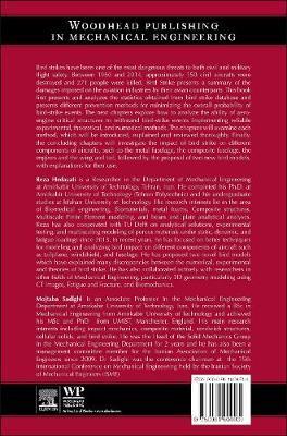 Bird Strike: An Experimental, Theoretical and Numerical Investigation (Hardback)