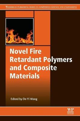 Novel Fire Retardant Polymers and Composite Materials (Paperback)
