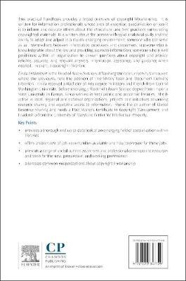 The Copyright Librarian: A Practical Handbook (Paperback)