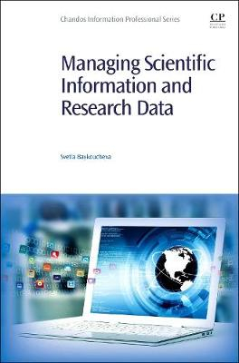 Managing Scientific Information and Research Data (Paperback)