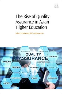 The Rise of Quality Assurance in Asian Higher Education (Paperback)