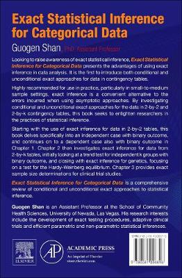 Exact Statistical Inference for Categorical Data (Paperback)