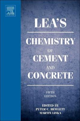 Lea's Chemistry of Cement and Concrete (Hardback)