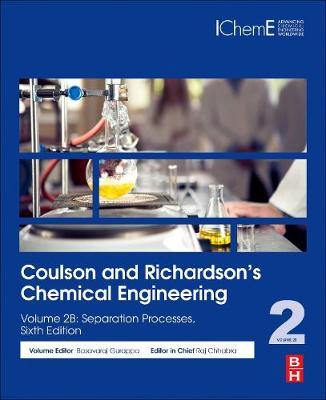 Coulson and Richardson's Chemical Engineering: Volume 2B: Separation Processes (Paperback)