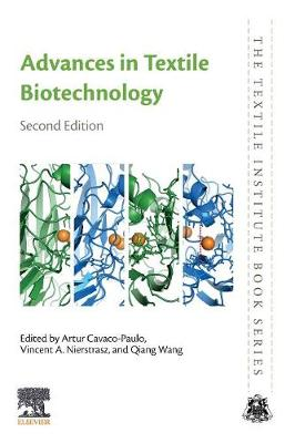 Advances in Textile Biotechnology - The Textile Institute Book Series (Paperback)