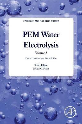 PEM Water Electrolysis: Volume 2 - Hydrogen and Fuel Cells Primers (Paperback)