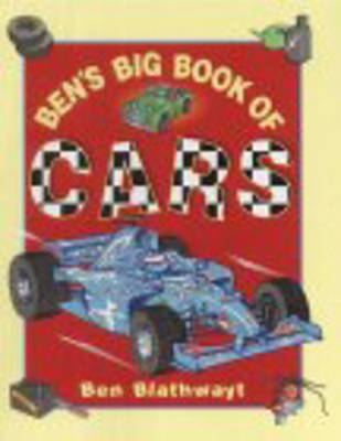 Ben's Big Book of Cars (Hardback)