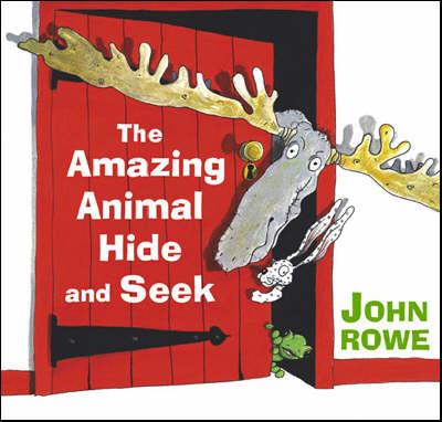 Amazing Animal Hide and Seek (Hardback)