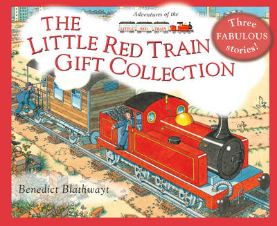 The Little Red Train Gift Collection (Hardback)
