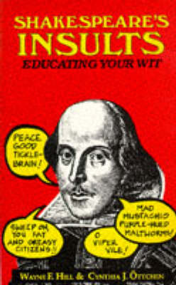 Shakespeare's Insults (Paperback)