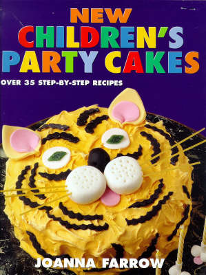 New Party Cakes (Paperback)