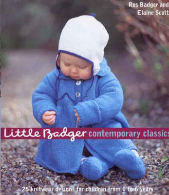 Contemporary Classics: 25 Knitwear Designs for Children from 0-6 Years (Paperback)