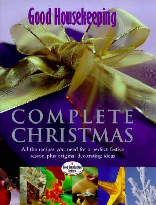"""Good Housekeeping"" Complete Christmas (Hardback)"