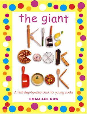 The Giant Kids Cookbook (Paperback)