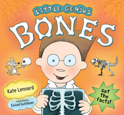 Little Genius: Bones (Hardback)