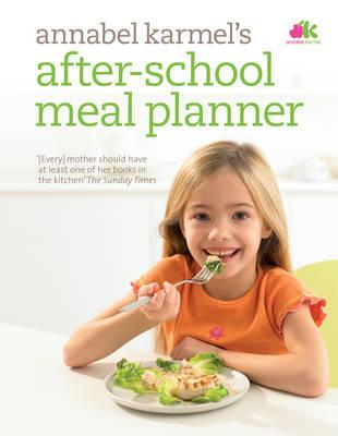 After-School Meal Planner (Hardback)