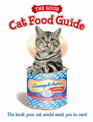 The Good Cat Food Guide (Hardback)