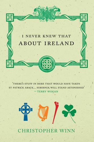 I Never Knew That About Ireland (Hardback)