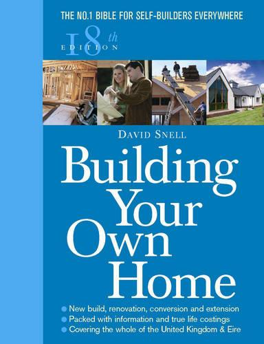 Building Your Own Home 18th Edition (Paperback)