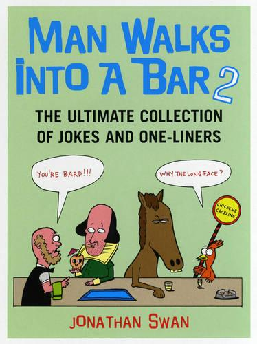 Man Walks Into A Bar 2 (Paperback)