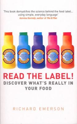 Read the Label!: Discover what's really in your food (Paperback)