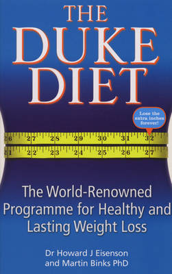 The Duke Diet: The world-renowned programme for healthy and sustainable weight loss (Paperback)