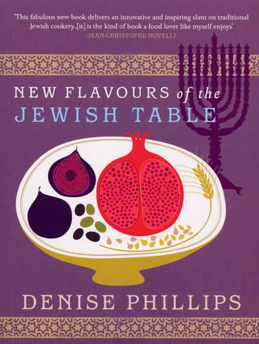 New Flavours of the Jewish Table (Paperback)