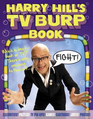 Harry Hill's TV Burp Book (Hardback)