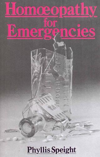 Homoeopathy For Emergencies (Paperback)