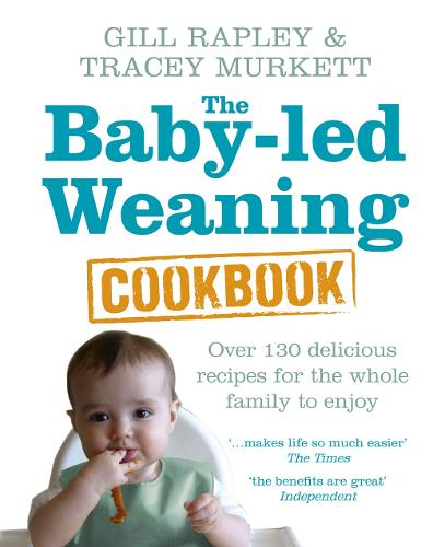Baby led weaning book rapley