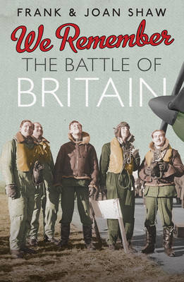We Remember the Battle of Britain (Hardback)