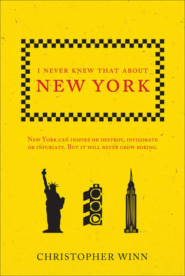 I Never Knew That About New York (Hardback)