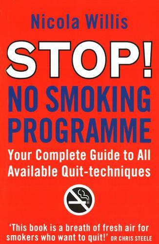 Stop! No Smoking Programme (Paperback)