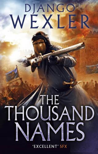 The Thousand Names - The Shadow Campaigns (Paperback)
