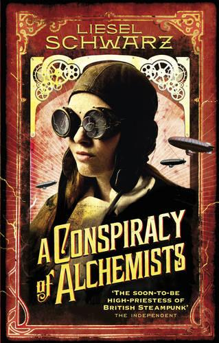 A Conspiracy of Alchemists: Chronicles of Light and Shadow (Paperback)