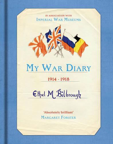 My War Diary 1914-1918 (Hardback)
