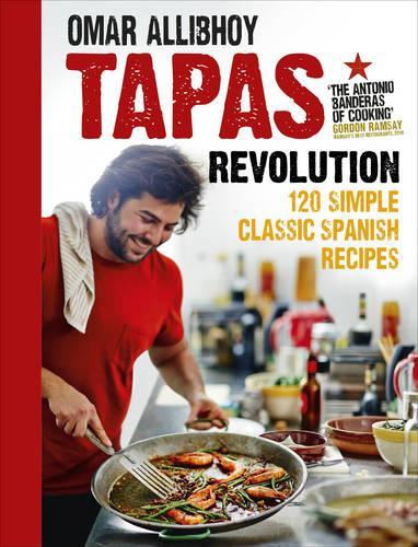 Tapas Revolution (Hardback)