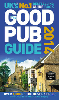 The Good Pub Guide 2014 (Paperback)