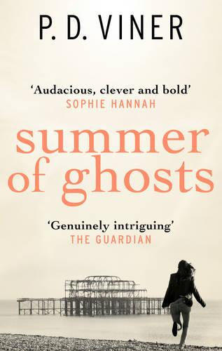 Summer of Ghosts (Paperback)