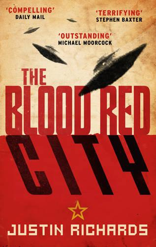 The Blood Red City (Paperback)