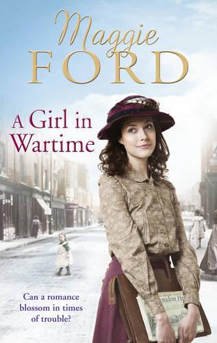 A Girl in Wartime (Paperback)