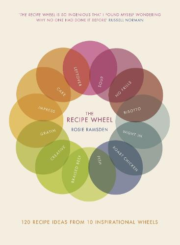 The Recipe Wheel (Hardback)