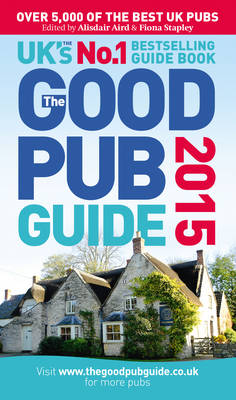 The Good Pub Guide 2015 (Paperback)