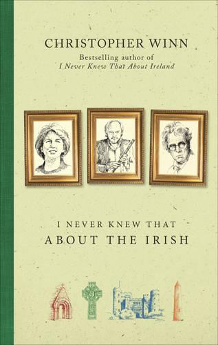 I Never Knew That About the Irish (Paperback)