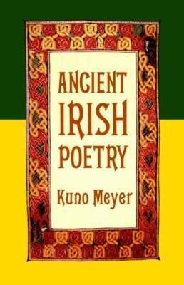 Ancient Irish Poetry (Paperback)